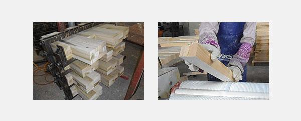 夏季气候对拼板胶工作的影响